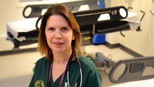 Dr Kate Lambert, Sunderland Royal Hospital.