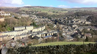 Award winning Hebden Bridge