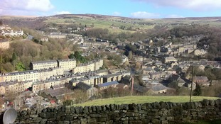 Hebden Bridge is top of the shops