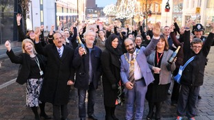 Blackburn high street named 'best in the country' in competition