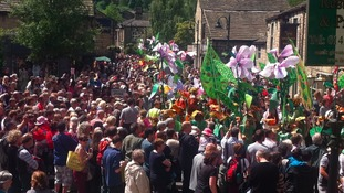 Plenty to celebrate in Hebden Bridge