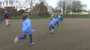 Pupils at the County Durham school wrote to the FA