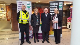 Raising awareness of scams at the Loreburne Centre