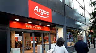 Argos delivery drivers to strike for three days during run-up to Christmas