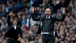 Man City manager Guardiola: I have no defence
