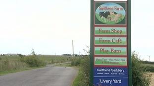 Swithens Farm near Leeds.