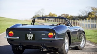 The Nembo Spyder has a 4 litre V12 engine