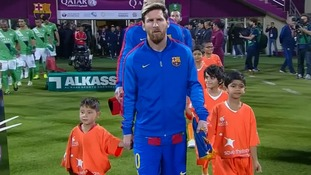 Messi and Murtaza