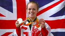 Ellie Simmonds is said to be a huge fan of Strictly Come Dancing