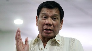 Philippines' president Rodrigo Duterte admits personally killing criminal suspects
