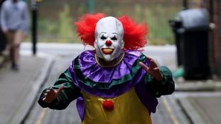 FOI request reveals sharp rise in 'clown crime'