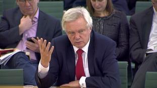 David Davis 'set to accept transitional Brexit arrangement if necessary'