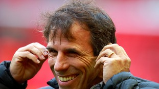 Gianfranco Zola tipped as favourite to replace Gary Rowett