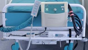 Hospital ward shut over safety concerns