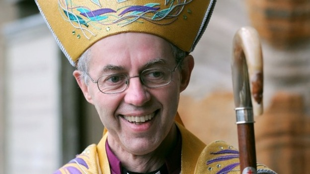 Archbishop of Canterbury.