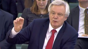 Davis: Brexit plan won't be ready for weeks