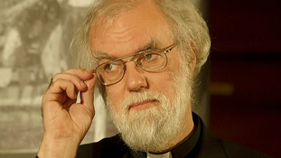 Dr Rowan Williams.