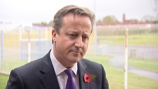 Prime Minister in Carlisle