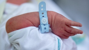 Babies left without name tags could be mixed up