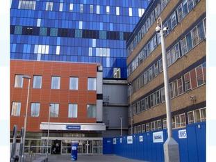 The Royal London Hospital