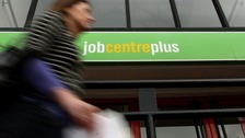 Employment in the Midlands is rising slower than expected.