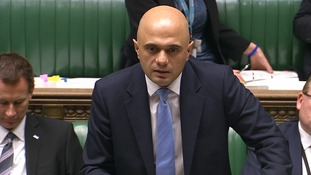 Sajid Javid said councils will be allowed to increase council tax by 6%