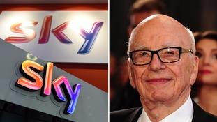 Sky to be bought by Rupert Murdoch's 21st Century Fox in £11.7 billion deal
