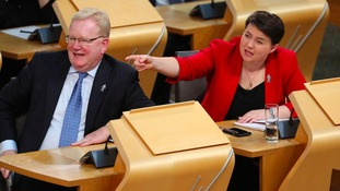 The Scottish Conservatives have slammed the budget.