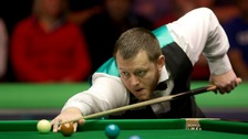 Mark Allen faces Ronnie O'Sullivan at 8pm on Thursday for a place in the last eight.