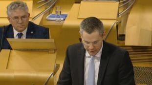 Budget sparks debate over 'high tax' Scotland