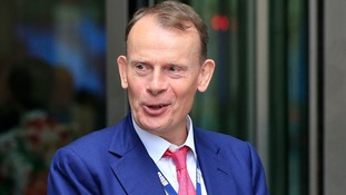 Andrew Marr: 'No dramatic improvement' after flying to US for new drug