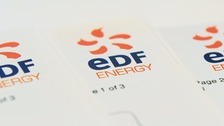 An EDF bill.