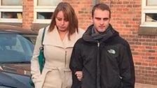 Joseph Shade leaving court