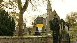 Tweedmouth cemetery