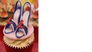 Cupcake stilettos