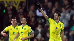 Nelson Oliveira is a man to watch at Carrow Road tonight.
