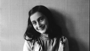 Anne Frank may have been captured by chance, study suggests