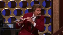 Ron Burgundy announces Anchorman sequel