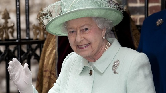 The Queen will attend this evening's service at the Royal Albert Hall.