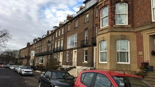 Bath Terrace, Tynemouth