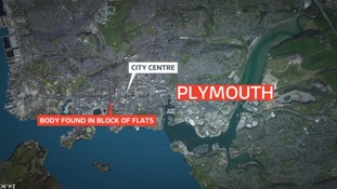 Murder investigation launched in Plymouth after police discover body at block of flats