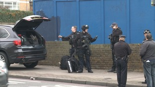 Man arrested after 12 hour stand-off in Brixton
