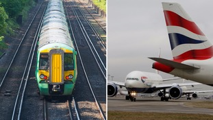 Rail, airline and postal worker strikes begin as Christmas looms