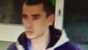 Anyone who recognises this man is asked to contact police on 101