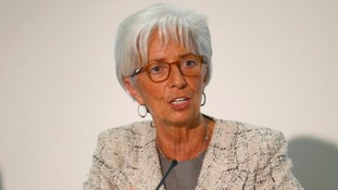 IMF chief Christine Lagarde found guilty in negligence trial over role in a £336m payout to businessman