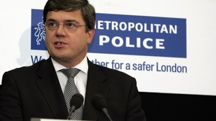 Peter Clarke former Deputy Assistant Commissioner, head of the Counter Terrorism Command