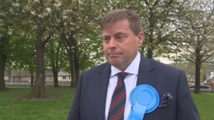 Cumbria's Police and Crime Commissioner, Peter McCall