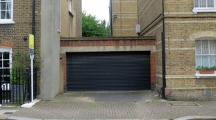 London's latest hot property - garages, selling for up to £670,000