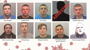 Police release updated 'most wanted' Christmas list