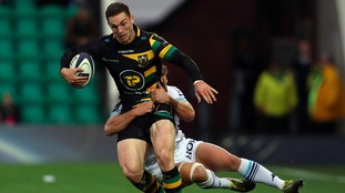 George North could return against Sale.